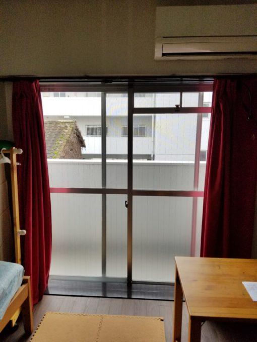 画像:Y様邸 内窓取付の工事前の写真