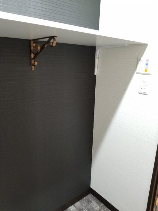 画像:Y様邸 片開き戸から引戸工事内装完了の写真