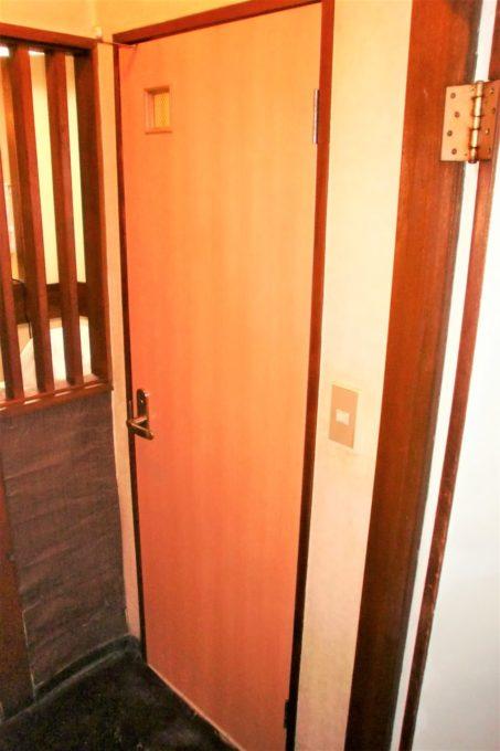 画像:トイレドア改装後のA様邸の写真