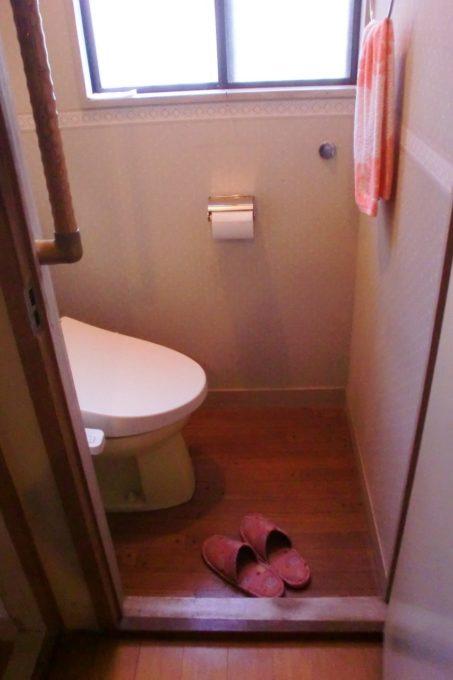 画像:O様邸 1階トイレ施工前