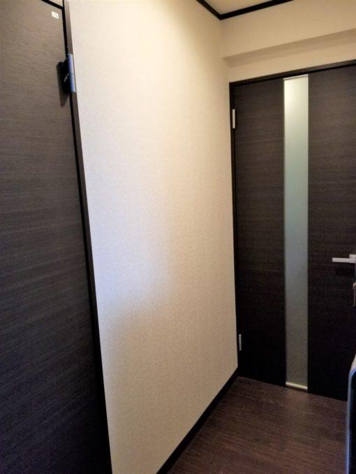 画像:Y様邸 トイレ引戸施工前