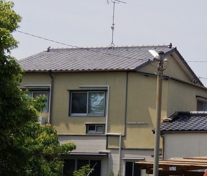 画像:N様邸 塗装前の写真