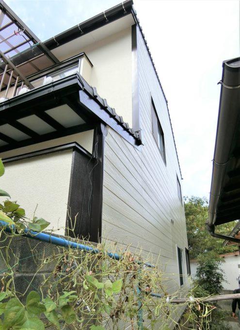 画像:N様邸 外壁(サイディング)塗装後の写真