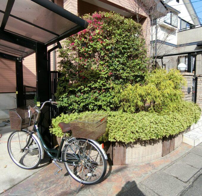 画像:M様邸 植栽スペース工事前の写真