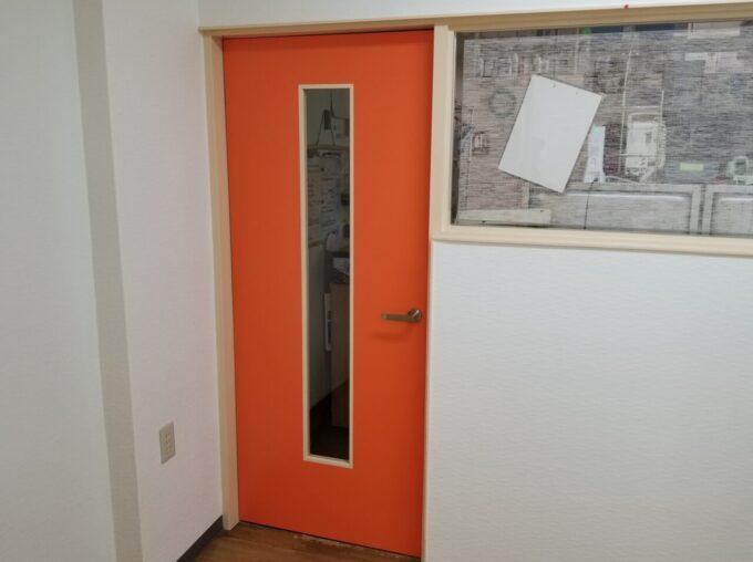 画像:T様邸 室内ドア 完成後の